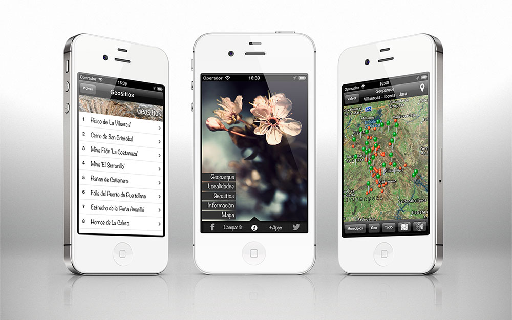 GeoVIJ para Apple iPhone/iPod Touch